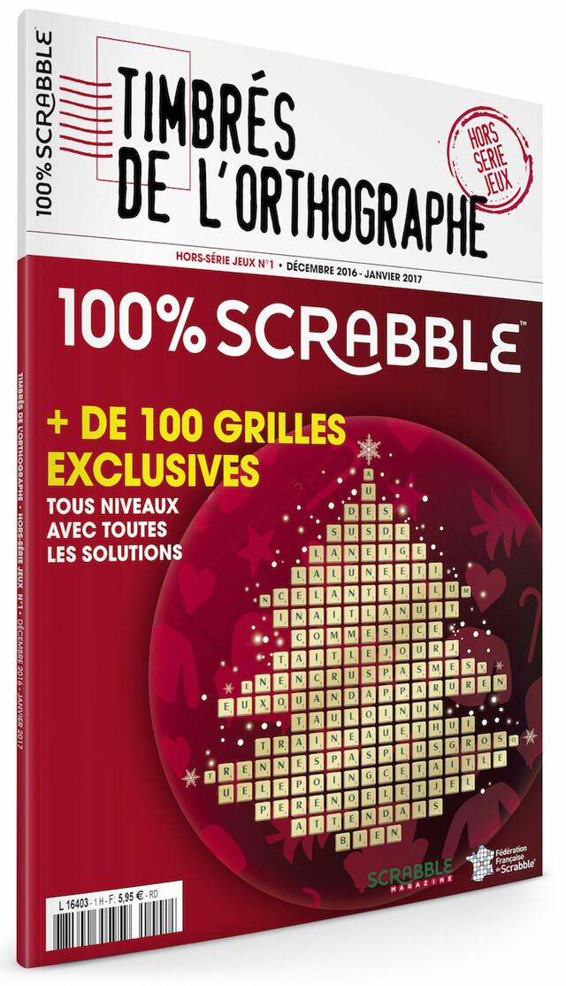 Hors-série Jeux           Timbrés de l'orthographe -  COLLECTIF - Les Éditions de l'Opportun