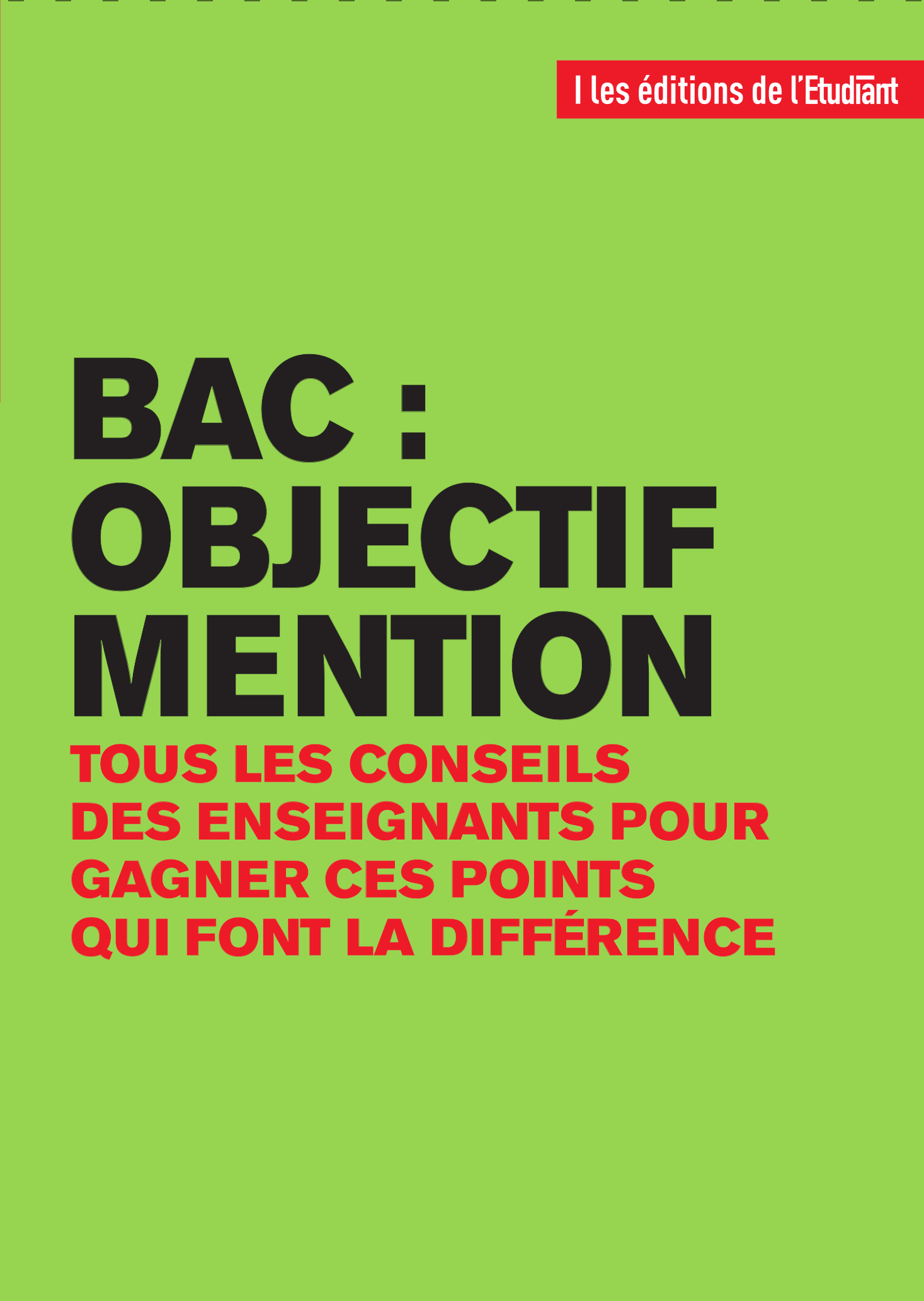 Bac : objectif mention Collectif (EAN13 : 9782817605029