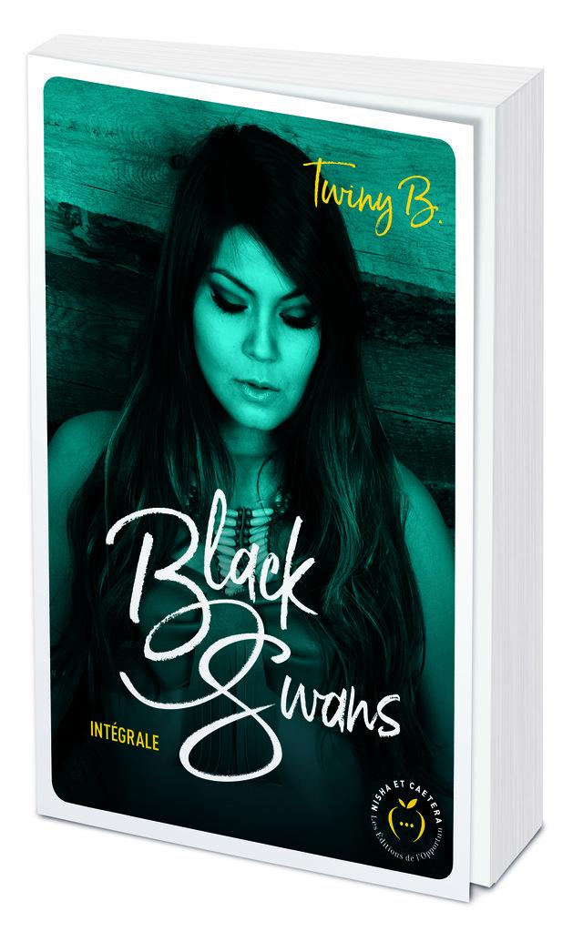 Black Swans - Twiny B. - Nisha et caetera