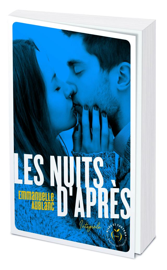 Les Nuits d'après - Emmanuelle AUBLANC - Nisha et caetera