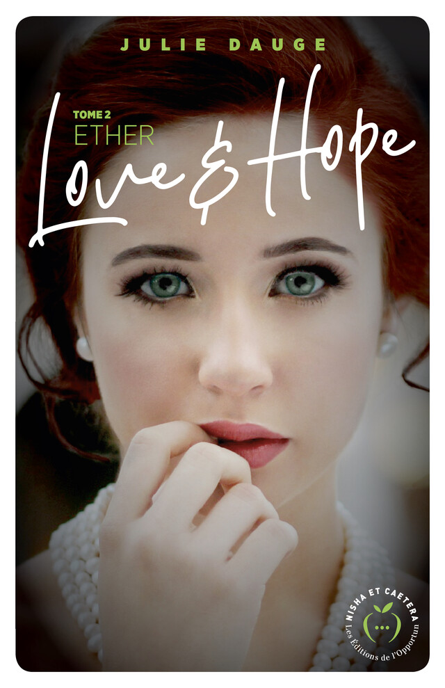 Love & Hope - Julie DAUGE - Nisha et caetera