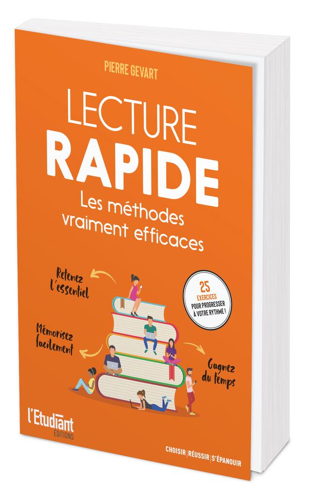 Lecture rapide - Pierre Gévart - L'Etudiant Éditions
