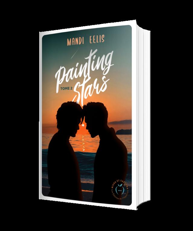 PAINTING STARS Tome 2 - Mandi Eelis - Nisha et caetera