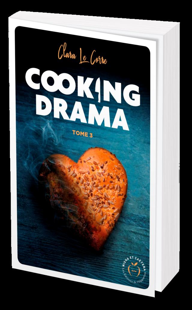 COOKING DRAMA - Clara LE CORRE - Nisha et caetera